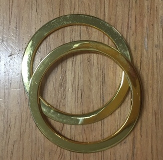 "2"" Alloy O Ring"
