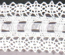 2 1/8 Cluny Lace