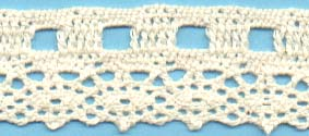 "1 3/8"" Cluny Lace"