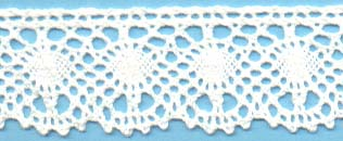 "1 3/4"" Cluny Lace"