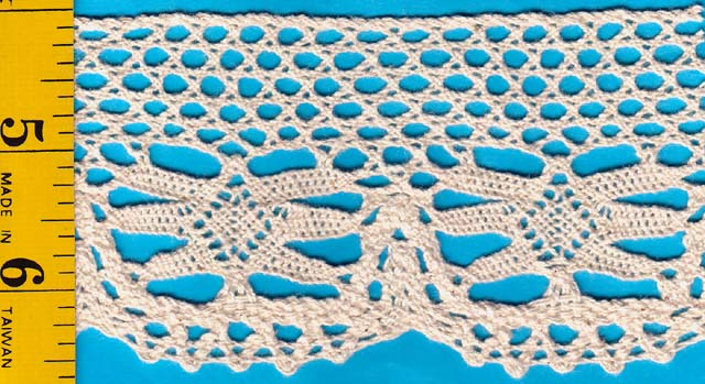 "3""Cluny Lace"