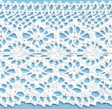 "4"" Cluny Lace"