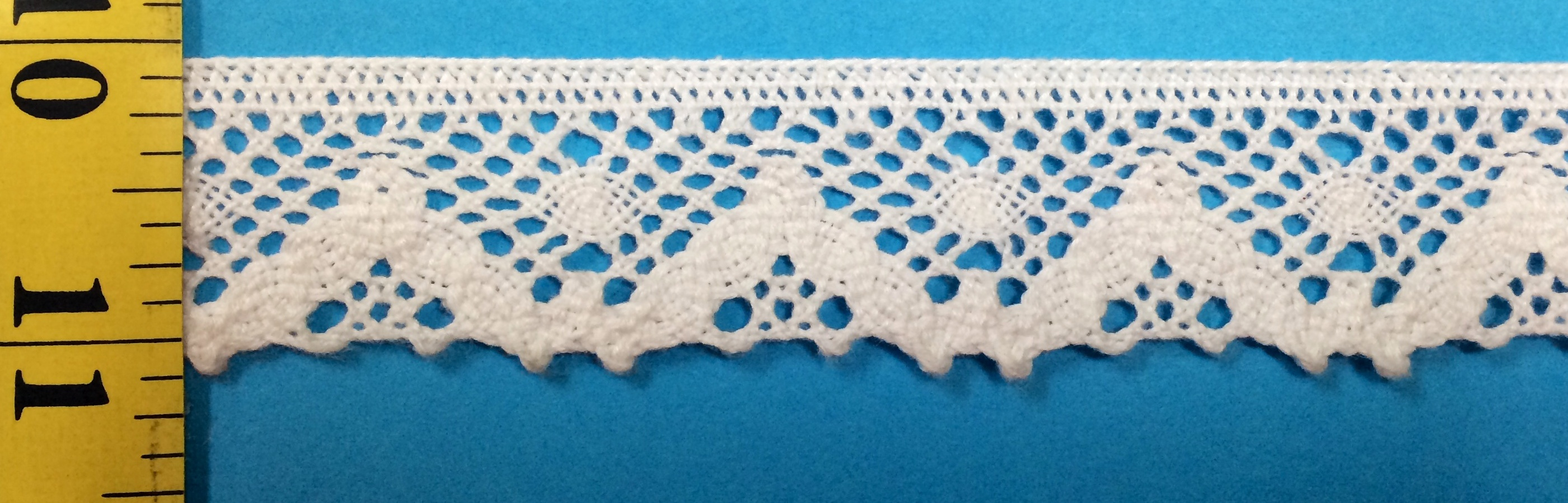 "1 5/8"" Cluny Lace"