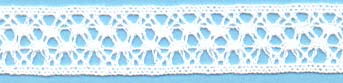 "3/4"" Cluny Lace"