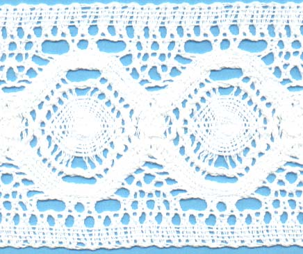 3 Cluny Lace