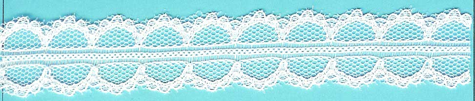 "1"" Poly Lace"