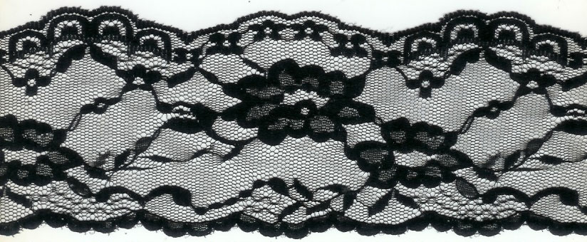 "3"" Poly Lace"