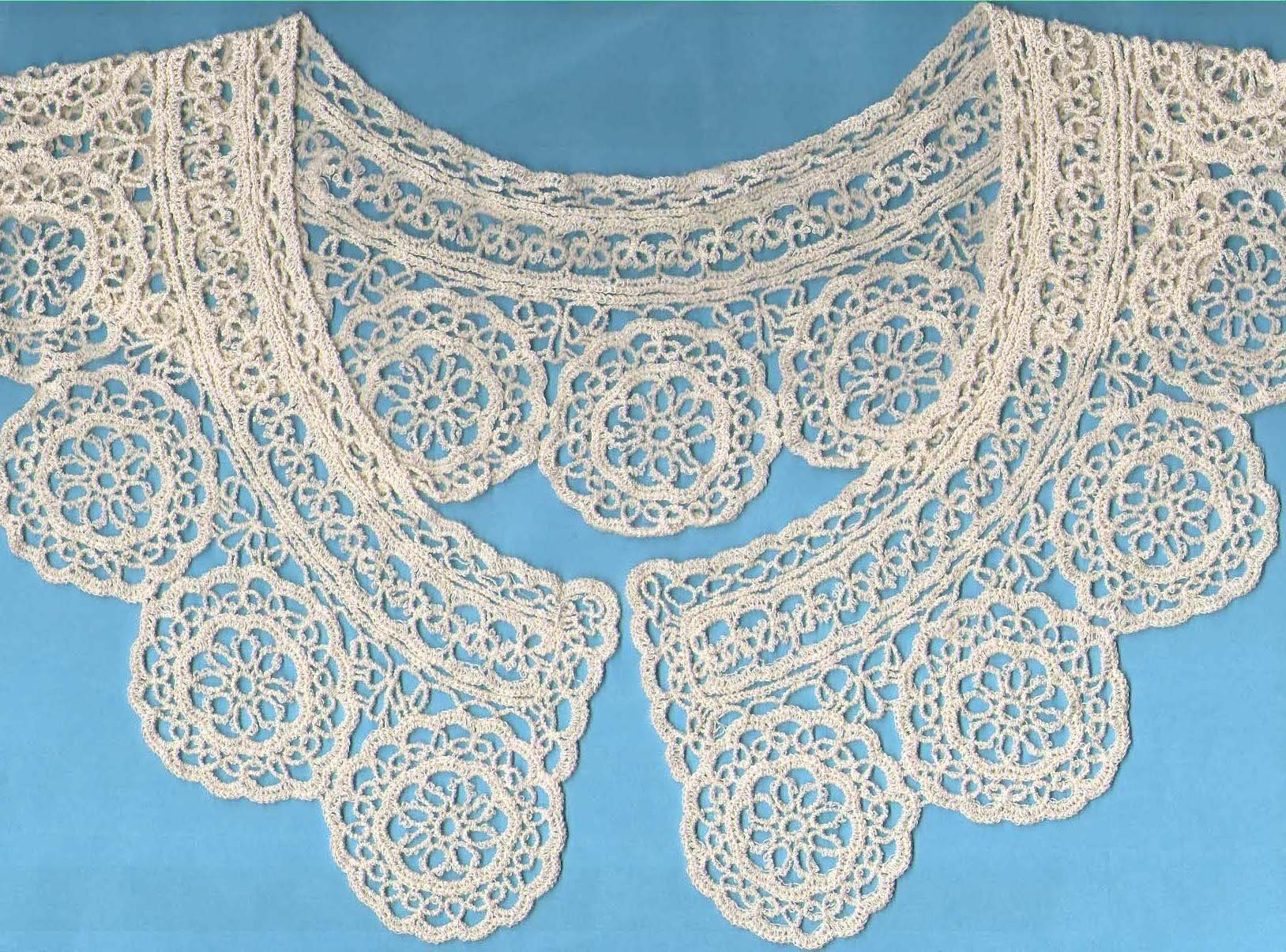 Cotton Venise Applique