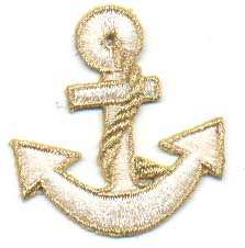 Emboidery Anchor Patch